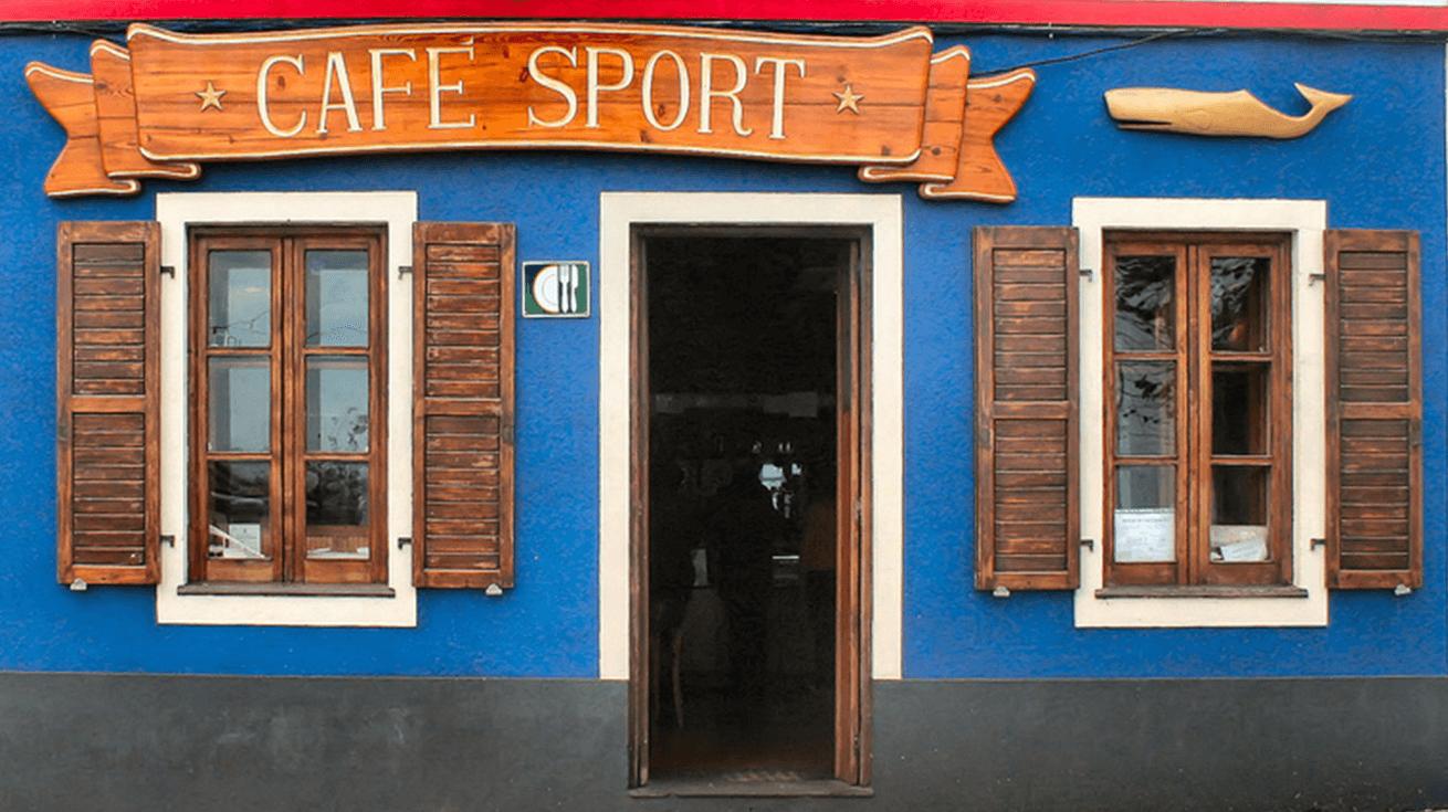 Café Emblemático | Ilha do Faial | Peter Cafe Sport